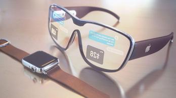 Idén bemutatkozhat az Apple okosszemüvege