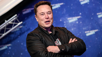 Mától Elon Musk a világ leggazdagabb embere
