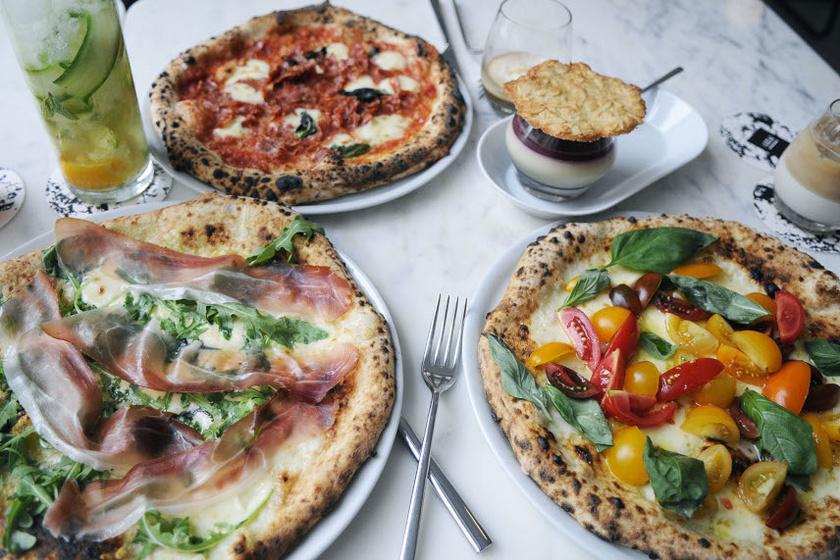 nápolyi pizza belső ok