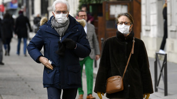 A mutáns vírus gócpontjait azonosították Franciaországban