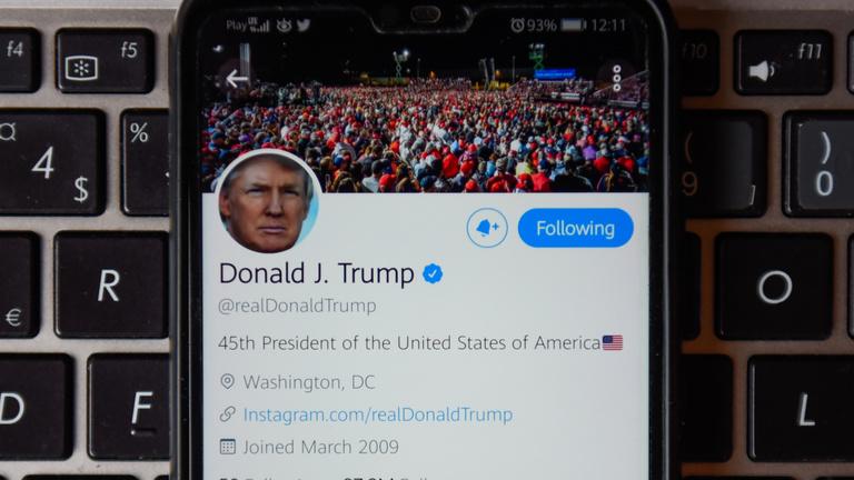 Magatartás elégtelen – sarokba állították Donald Trumpot