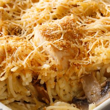 Krémes, szaftos csirkés spagetti – Villámgyors ebéd vagy vacsora