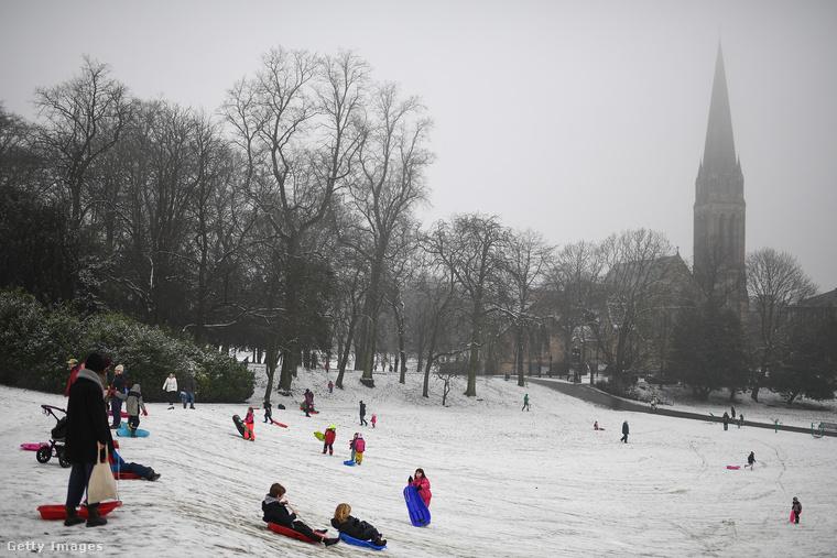 Ez pedig a Queen's Park