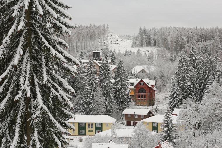 Schierke - így hívják ezt a falut, ahová kirándulni szoktak járni sokan