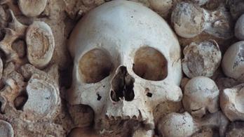 Tárolóedényekben eltemetett emberi koponyákat őrző sírokat tártak fel Délnyugat-Kínában