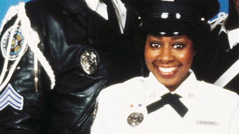 Meghalt Marion Ramsey, a Rendőrakadémia szereplője