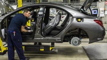 Ipari termelés: kedvező hírek érkeztek