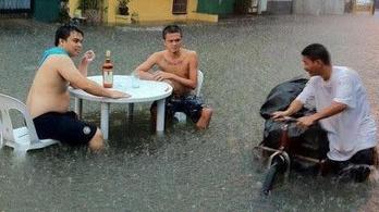 A reggeli időjárás hatással van az ember hangulatára