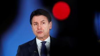 Negyvennyolc órán belül eldőlhet Giuseppe Conte olasz kormányfő jövője a helyi sajtó szerint