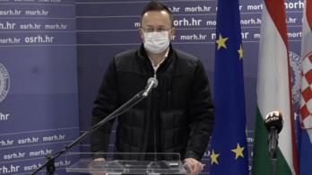 Magyarország 50 lakókonténert visz horvát családoknak a földrengés sújtotta térségbe