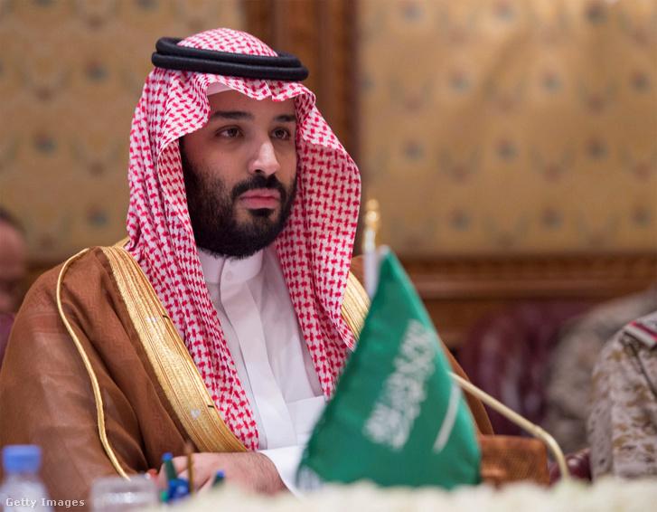 Mohamed bin Szalmán, szaudi trónörökös