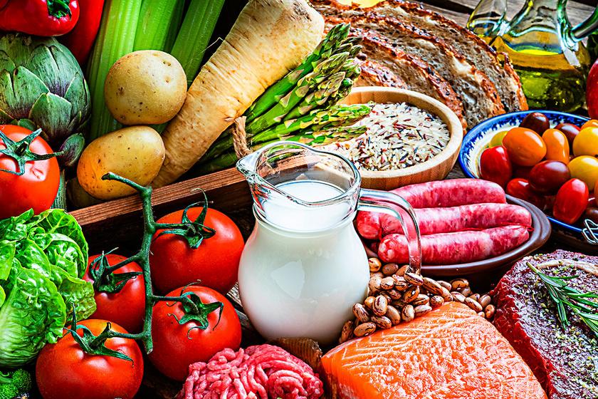A változatos táplálkozás nem csak annyit jelent, hogy mindennap mást eszel - Nem mindegy, mit fogyasztasz