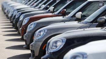 Az európai autópiac negyede hiányzott tavaly