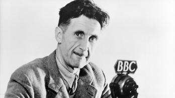 Már Orwell is szabad préda