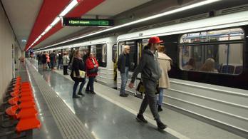 Csak az északi szakaszon jár a 3-as metró a januári hétvégéken