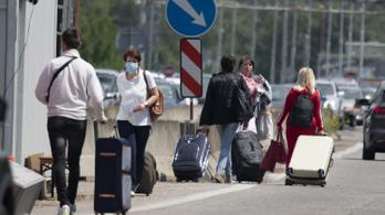 Ausztria szigorítja a cseh és a szlovák határ ellenőrzését a koronavírus miatt