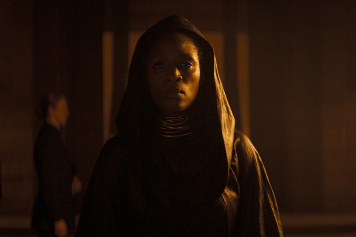 Részlet a Dűne (2021) című filmből.