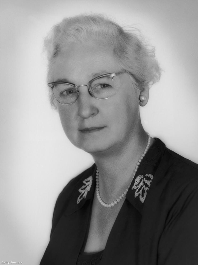 Dr. Virginia Apgar.