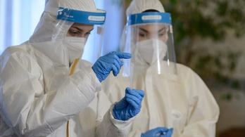 Kétnaponta gyorstesztre küldi dolgozóit a Semmelweis Egyetem