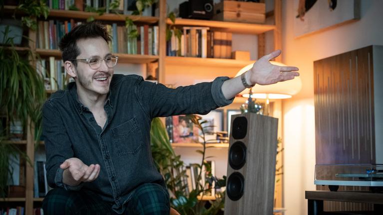 Tudatos zenehallgatás magyar füllel – interjú Őry Gedeon Youtuberrel
