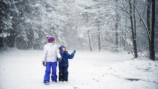 Miért fehér a hó, ha a jég és a víz is átlátszó?