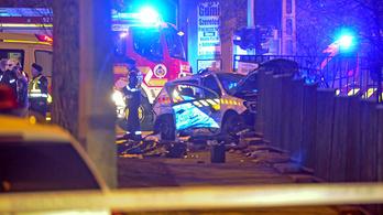 Elítélték az újpesti rendőrt, aki miatt egy másik rendőr vesztette életét a halálos karambolban