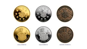 Félmillió forint értékű emlékérmét bocsát ki a Magyar Nemzeti Bank