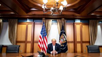 Már félnek, nehogy Donald Trump háborút robbantson ki az elnöksége utolsó napjaiban