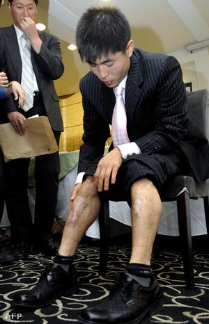 Szhin Tonghjukh szabadulása után