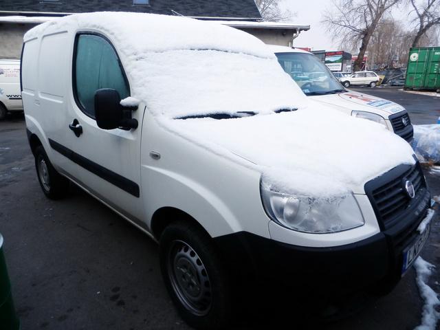 Dízel cégesautó, két hete áll, némi hóval - vajon indul?