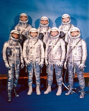 A Project Mercury űrhajósai