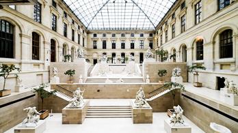 Majdnem bedőlt a Louvre a koronavírus-járvány miatt