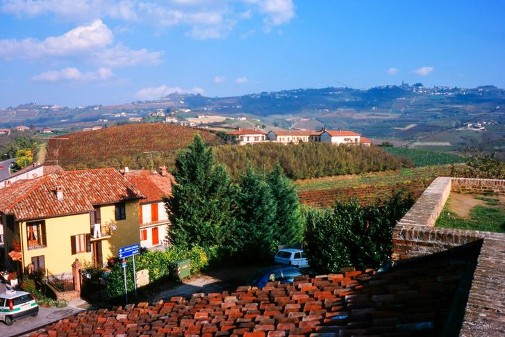 Csodálatos látkép: az olasz Piemonte tökéletes helyszín