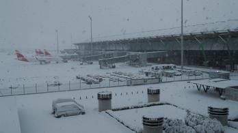 A Realt és az Atléticót is bajba sodorta a spanyolországi hóvihar