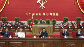 Kim Dzsongun: Joe Biden olyan veszett kutya, amelyet bottal kellene agyonütni
