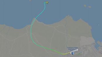 Hatvankét emberrel a fedélzetén eltűnt egy repülőgép Indonéziában