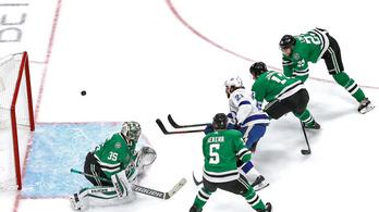 Nem tudja időben elkezdeni az NHL-szezont a tavalyi döntős
