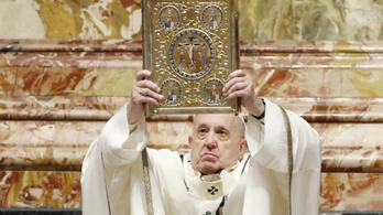 Ferenc pápa: erkölcsi kötelesség a védőoltás