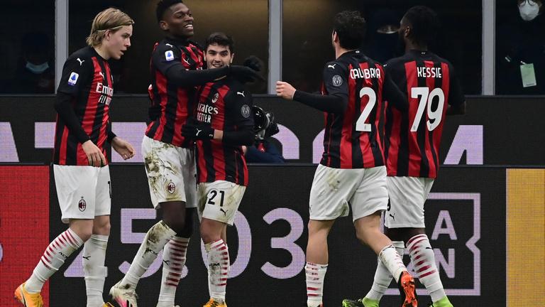 A listavezető Milan az első félidőben lerendezte a Torinót