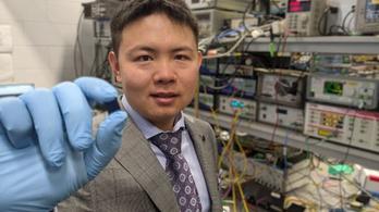 Elkészítették a leggyorsabb neuromorf optikai processzort