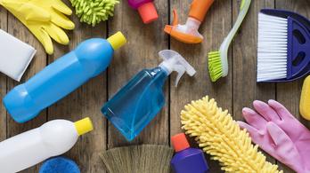 Mobiltelefonos applikációval választhatunk környezetbarát tisztítószereket
