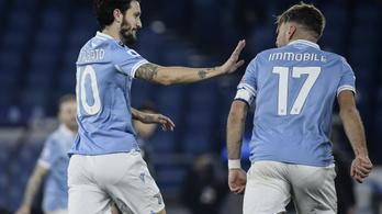 Nem hibázott a Napoli és a Lazio