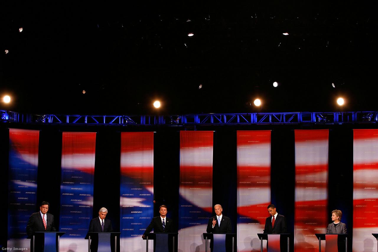 Biden 2007-ben ismét indult az elnökségért, de nem tudott kiemelkedő eredményt elérni a  Hillary Clinton és a Barack Obama által dominált versenyben, emellett a kampányfinanszírozásban is nehézségei akadtak. Az iowai jelölőgyűlésen sem szerzett számottevő támogatást, ezért bedobta a törölközőt. Mindazonáltal ez csak egy kisebb akadály volt a Fehér Házba vezető úton.