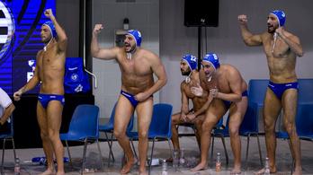 Görögország nyerte a vízilabda világligát