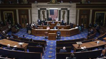 Egyre több amerikai törvényhozó támogatja a Donald Trump elleni impeachment eljárást
