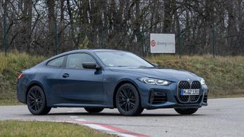 Teszt: BMW M440i xDrive