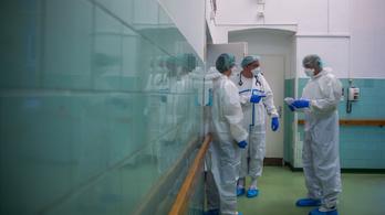 Tovább csökkent az új fertőzöttek száma