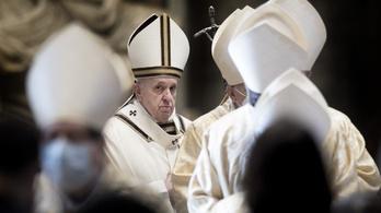 Koronavírus szövődményeiben meghalt Ferenc pápa orvosa