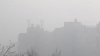 Több városban ma sem jó ötlet túl sokszor levegőt venni