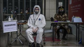 Csütörtökön érkeznek Kínába a WHO szakértői a vírus eredetének felkutatására